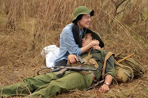 Bộ phim điện ảnh mới nhất của dòng phim Nhà nước: Đường xuyên rừng.