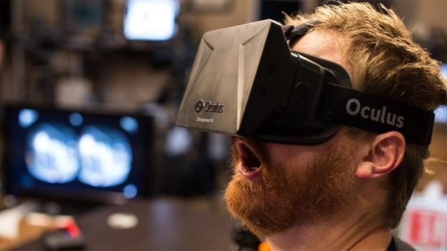 Kính thực tế ảo Oculus Rift có thể sẽ trở thành công cụ giao tiếp mới trong tương lai