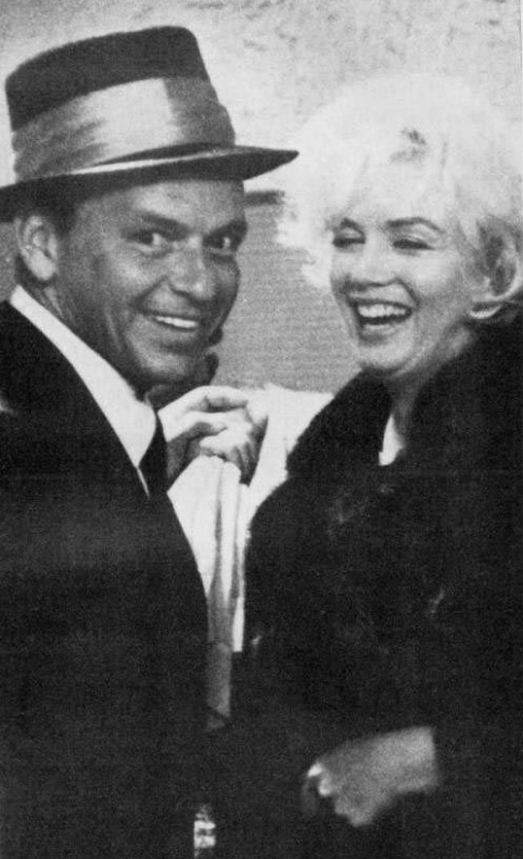 Frank Sinatra và Marilyn Monroe