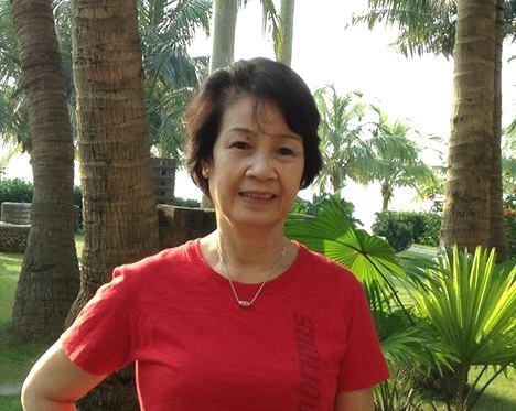 Nhà biên kịch Nguyễn Thị Hồng Ngát.