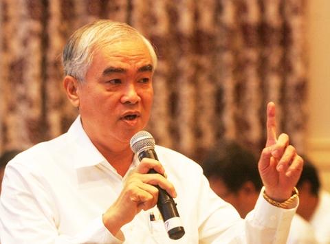 Chủ tịch VFF Lê Hùng Dũng