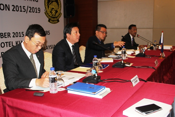 Đề xuất của PCT VFF Trần Quốc Tuấn nhận được sự ủng hộ tuyệt đối của Ban thi đấu AFF