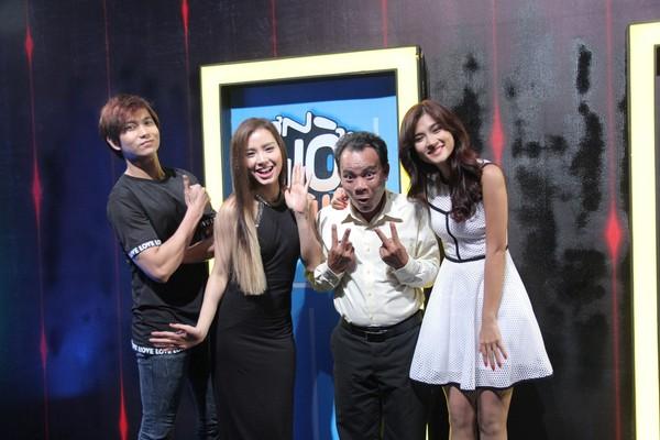 Khách mời trong tập 4 gồm Tim, Phương Trinh Jolie, Phương Bình, Kim Tuyến