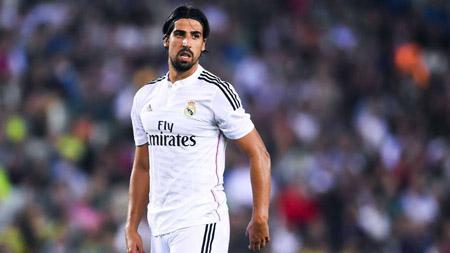 Khedira sẽ rời khỏi Real Madrid?