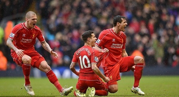 Liverpool đang có phong độ ấn tượng ở thời điểm hiện tại