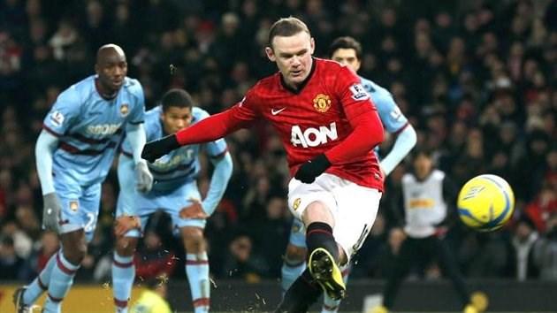 Man Utd tiếp đón West Ham mà không có Rooney cùng 6 trụ cột khác