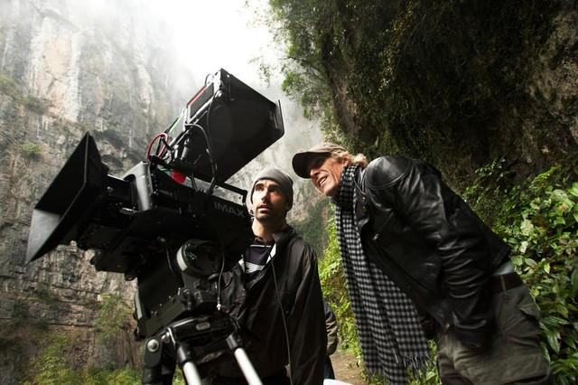 Chiếc máy quay IMAX 3D hiện đại