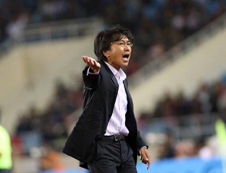 HLV Miura sẽ được VFF tôn trọng? (ảnh: Gia Hưng)