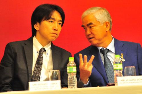 HLV Miura vẫn được VFF tôn trọng về hợp đồng đã ký