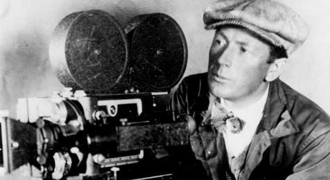 Nhà làm phim Đức F.W. Murnau.