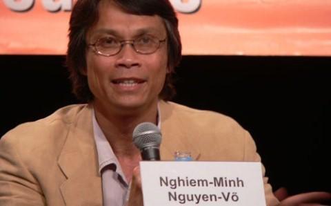 Đạo diễn Nguyễn Võ Nghiêm Minh.