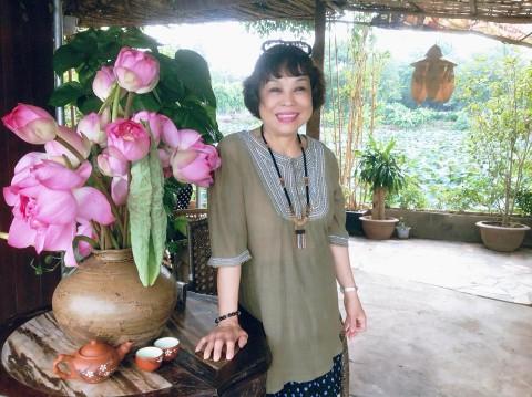 PGS-TS Nguyễn Thị Minh Thái.