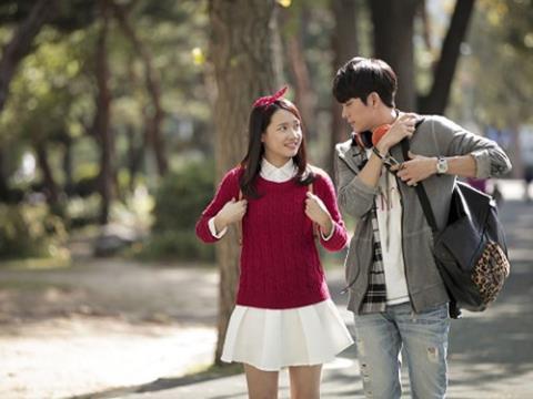 Phim Tuổi thanh xuân mang cho cặp đôi Kang Tea Oh và Nhã Phương giải Ấn tượng VTV