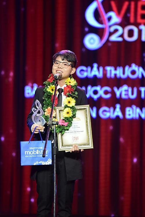 Hình ảnh Vũ Cát Tường, Trúc Nhân, Tiên Tiên nhân tố sáng giá của Bài Hát Việt số 1