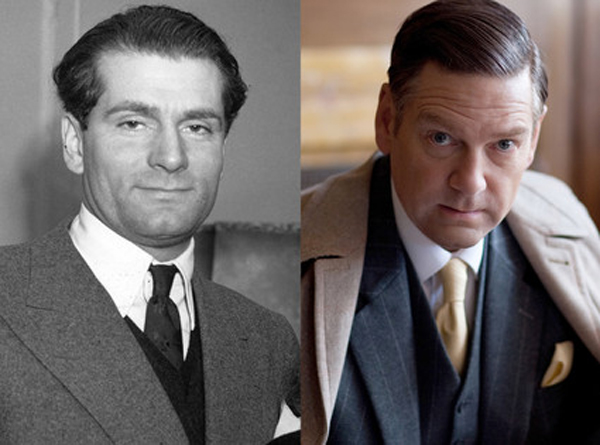 Nam diễn viên Kenneth Branagh từng lọt vào đề cử SAG Awards và giải Quả Cầu Vàng nhờ vai diễn Sir Laurence Olivier  Kenneth Branagh as Sir Laurence OlivierThe English actor scored SAG and Golden Globe nominations for his portrayal of the legendary star in My Week With Marilyn.