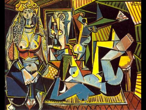 Bức Women Of Algiers (Version 0) vừa lập kỷ lục, khi được bán với giá 179 triệu USD.