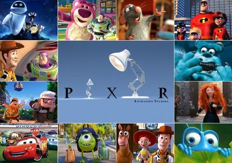 Phim hoạt hình Pixar mở ra một thế giới đẹp đẽ của trí tưởng tượng cho cả người lớn và trẻ nhỏ.