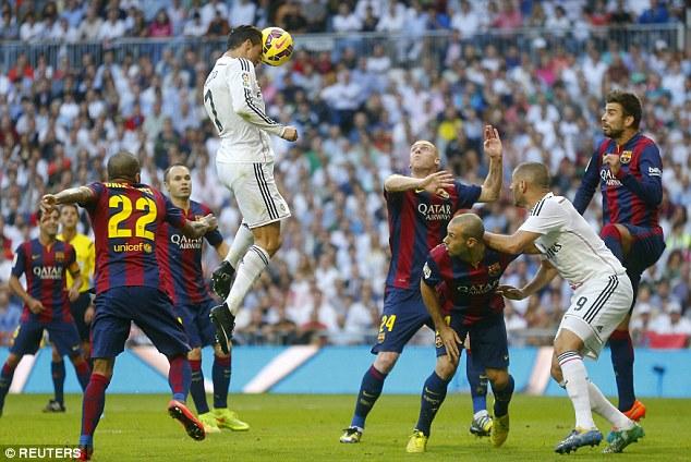 C.Ronaldo và các đồng đội rất hiệu quả trong khâu dứt điểm