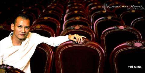 DJ kiêm nhà sản xuất âm nhạc Trí Minh.