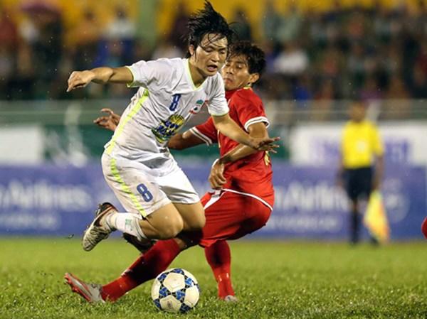 Tuấn Anh thể hiện phong độ ấn tượng tại giải U21 Quốc tế 2015