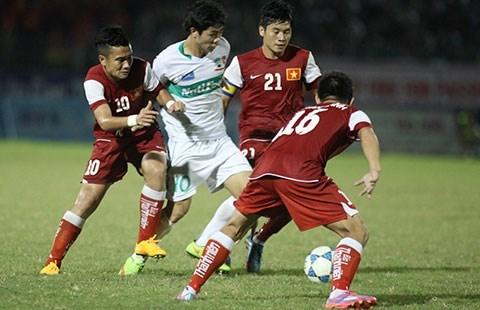 Cuộc đối đầu giữa U12 HAGL và U21 Việt Nam rất được NHM háo hức chờ đợi