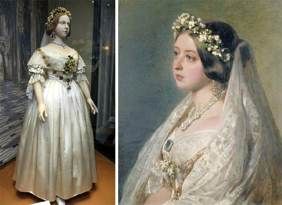 Những chiếc váy cưới tuyệt đẹp mọi thời đại 0