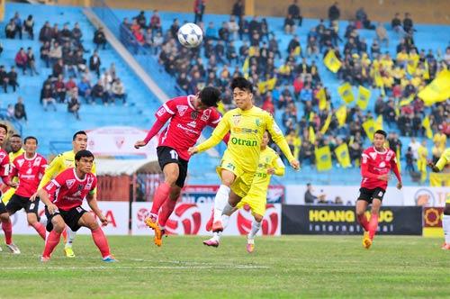 Chủ tịch VFF tin tưởng vào khả năng thành công của V-League 2015