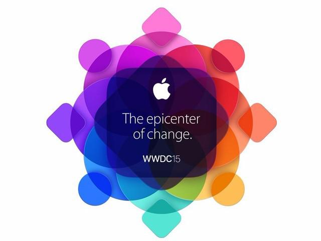 Logo cùng với slogan đầy ấn tượng của sự kiện WWDC 2015