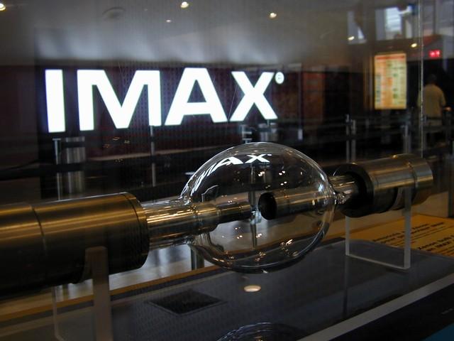 Đèn xenon áp suất lớn là một thiết bị vô cùng đặc biệt bên trong hệ thống máy chiếu IMAX