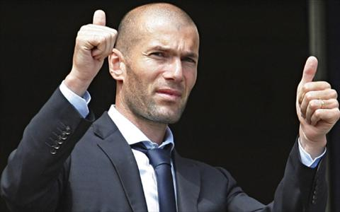 Zinedine Zidane om mong dan dat DT Phap hinh anh