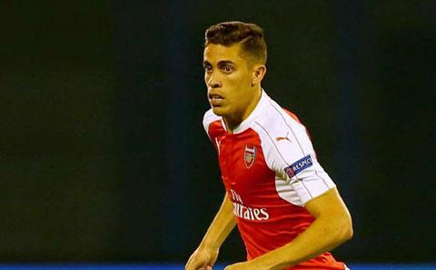 Gabriel Paulista (Arsenal - 34,1km/h)