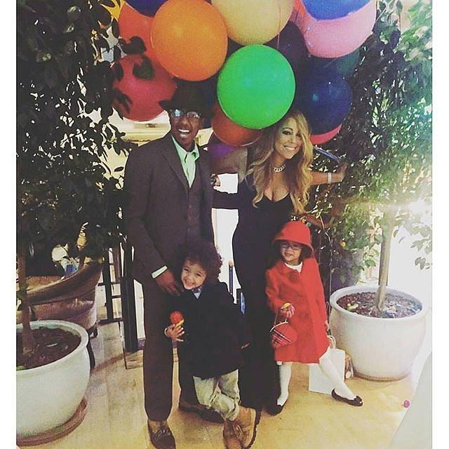 Mariah Carey và chồng cũ Nick Cannon cùng dành niềm vui cho các con vào dịp lễ đặc biệt này.