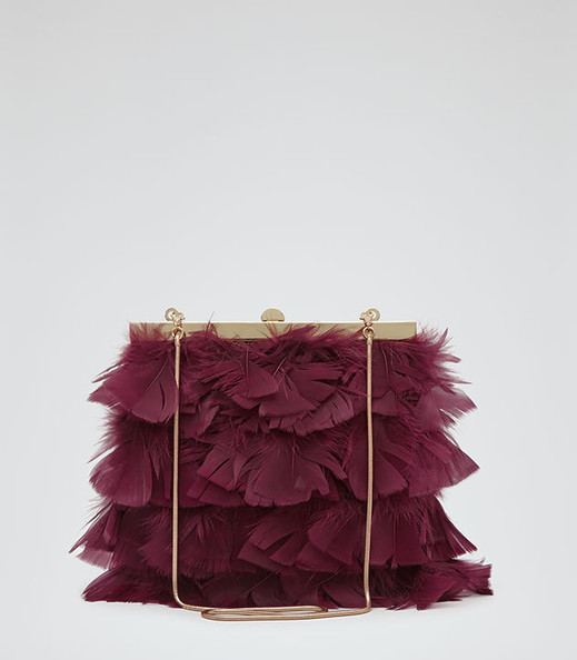 Feathered Tiers