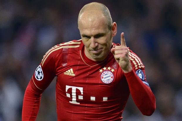 Robben đóng vai trò rất quan trọng trong lối chơi của Bayern Munich.