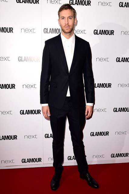 Sự kiện còn có Calvin Harris - bạn trai tin đồn của nữ ca sĩ Taylor Swift.