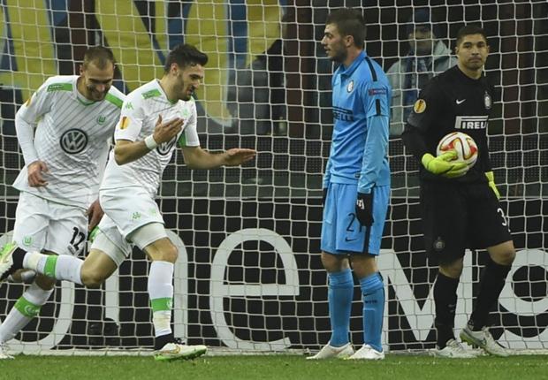 Inter Milan cũng đã chính thức bị loại