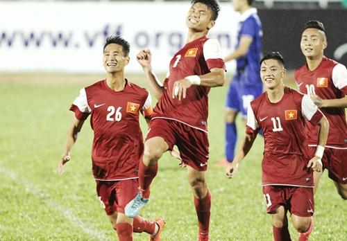 U21 Việt Nam năm nay có lối đá tích cực hơn so với giải năm ngoái