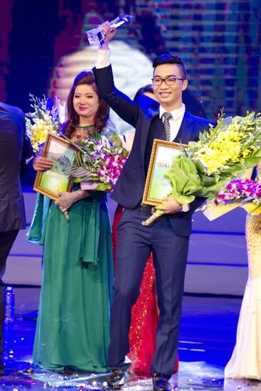 Trước khi tham gia Sao mai, Tiến Hưng đã giành giải Nhất trong cuộc thi Giọng hát hay Hà Nội 2014.