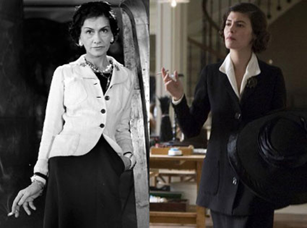 Không chỉ được biết đến với vai diễn đặc biệt trong Amelie, Audrey Tautou còn gây ấn tượng với vai Coco Chanel - NTK thời trang nổi tiếng người Pháp, người sáng lập ra thương hiệu Chanel.