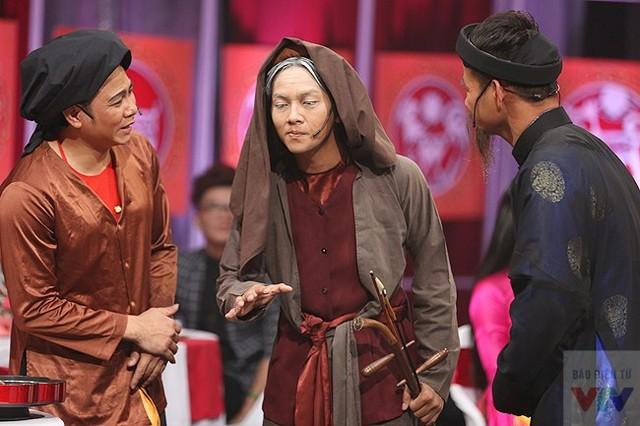 Hoài Lâm hóa thân thành nghệ nhân Hà Thị Cầu tại 12 Con giáp.