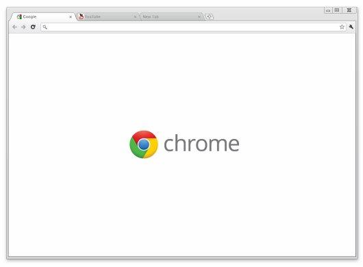 Mở trình duyệt Google Chrome
