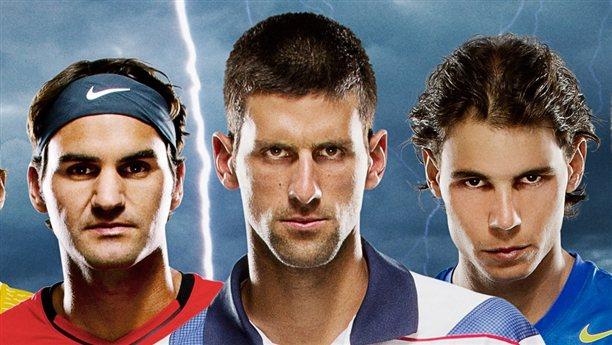 Novak Djokovic, Rafael Nadal và Roger Federer đều đã ghi tên mình vào vòng tứ kết Rome Masters 2015