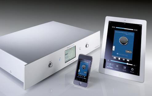 Accustic Arts The Streameres: Một trong rất nhiều thiết bị được giới thiệu tại Computer Audio