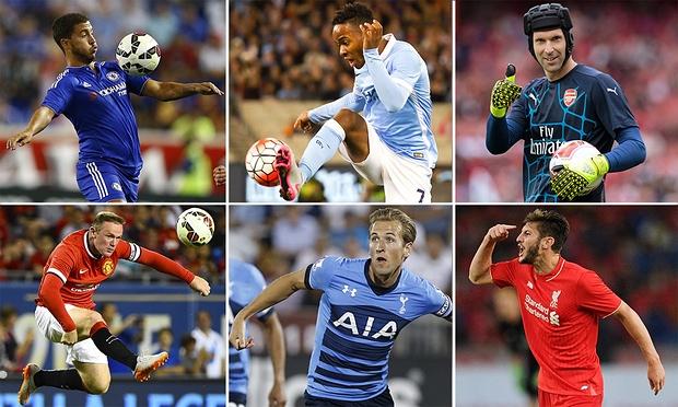 Cái tên nào sẽ tỏa sáng để giúp đội bóng của mình giành vị trí trong top 4 mùa giải năm nay