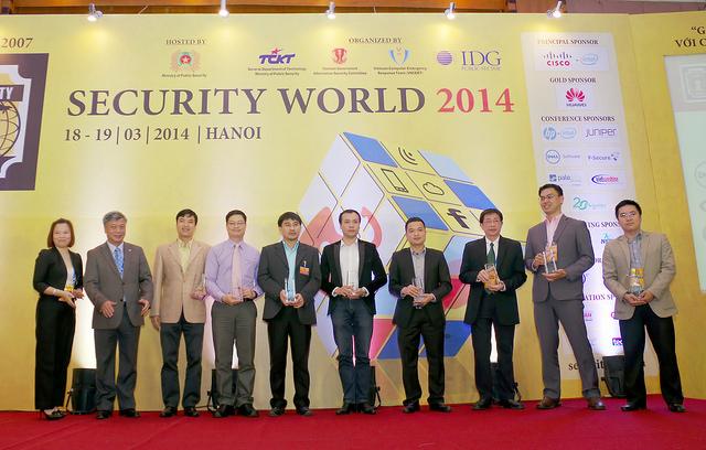 Hội thảo - Triển lãm Quốc gia về An ninh Bảo mật 2014