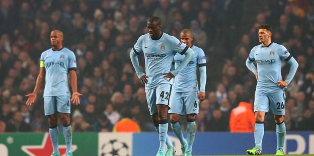 Man City cần phải thắng ở vòng đấu này nếu không muốn bị mất vị trí trong Top 4
