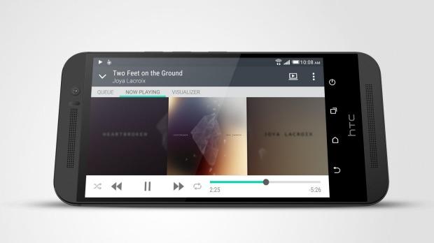 HTC One M9 có khả năng quay phim 4k