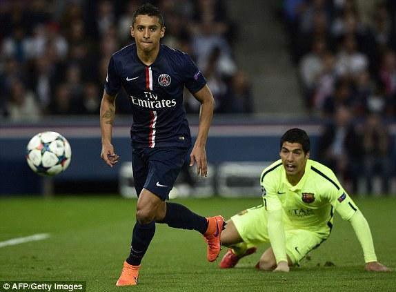Bước vào cuộc đọ sức tại Parc des Princes, 2 đội đều nhập cuộc khá thận trọng khi biết rõ sự nguy hiểm của đối thủ.