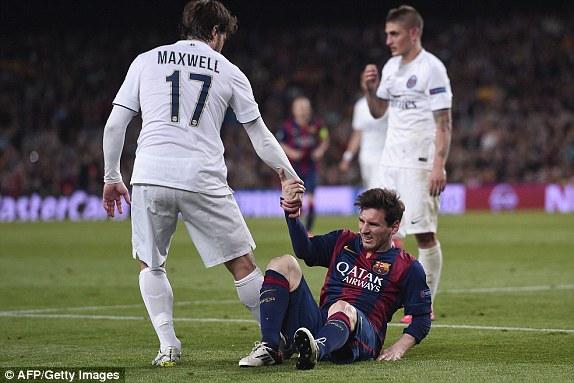 Trận đấu khép lại với chiến thắng 2-0 nghiêng về phía Barcelona. Tổng cộng sau 2 lượt trận, Los Blaugrana đã có chiến thắng 5-1 trước PSG để hùng dũng bước vào bán kết Champions League 2014/15.