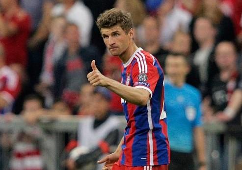 Bayern đã có một trận đấu hay trước Barcelona tại Allianz Arena.